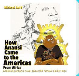 image regarding Printable Anansi Stories called Anansi